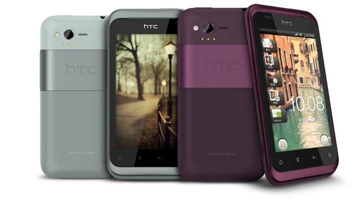 女士智能手機– HTC Rhyme