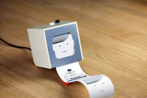 小可愛: Little Printer =)