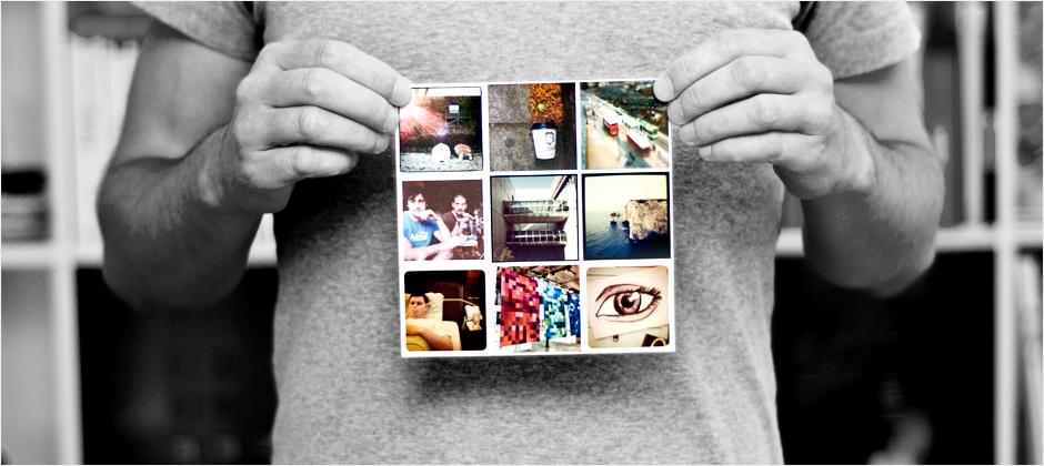 珍藏Instagram磁貼