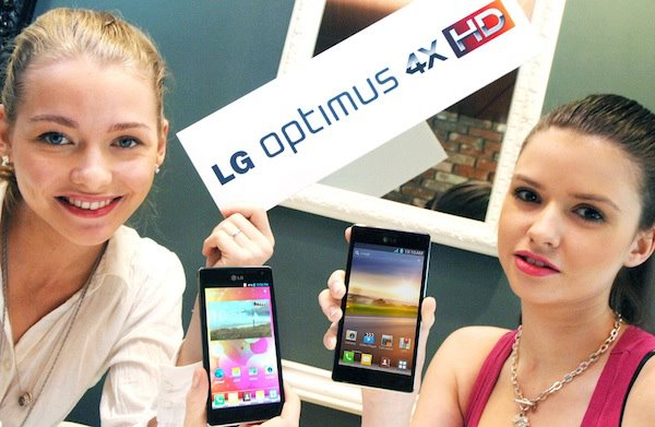 [高貴] 四核處理器‧LG Optimus 4X HD