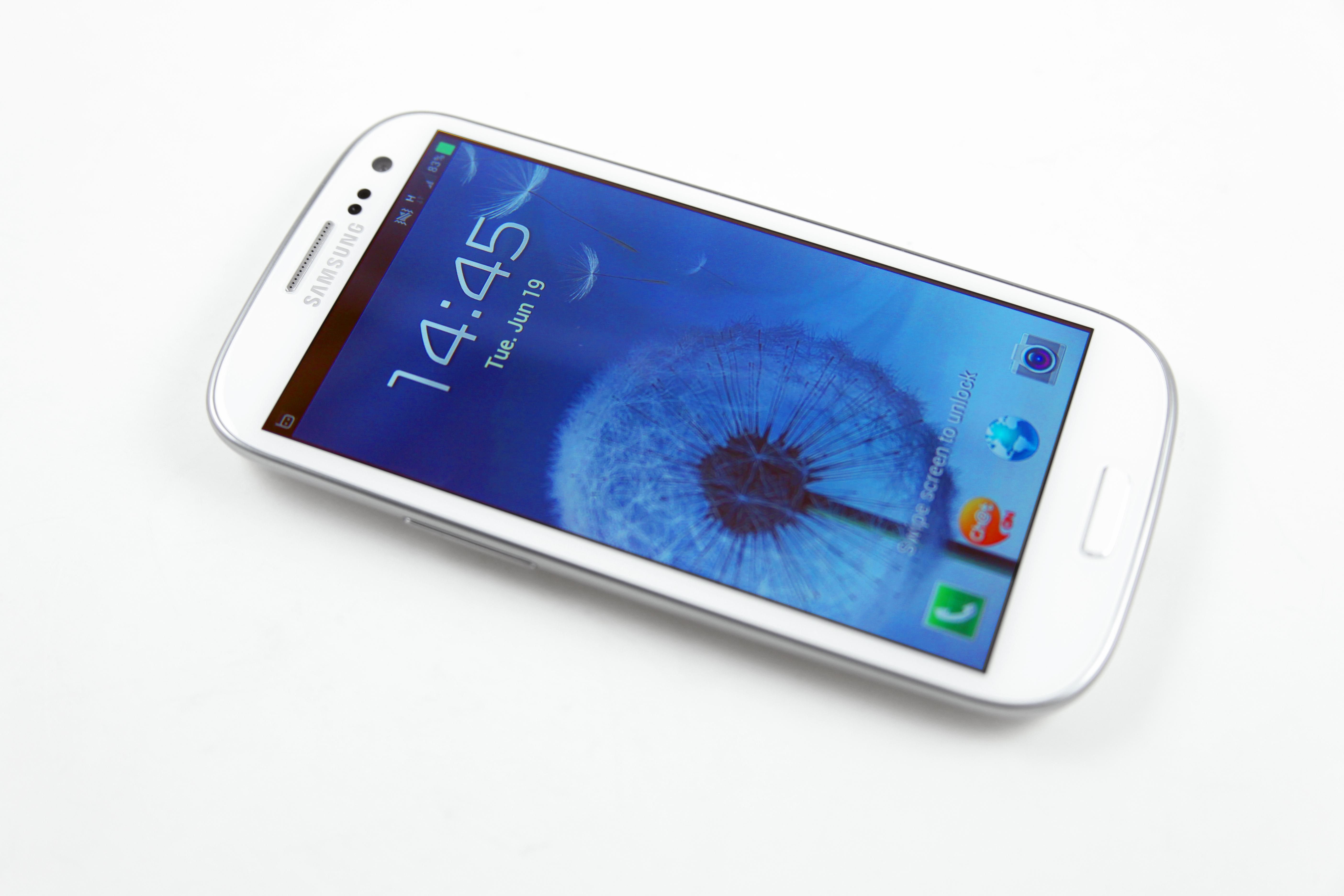 [Sponsored Video] 近期女士新寵 : Samsung Galaxy S III