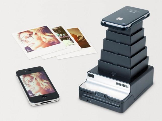 不可思議!!! Instant Lab把IPHONE相片變成即影即有相!!