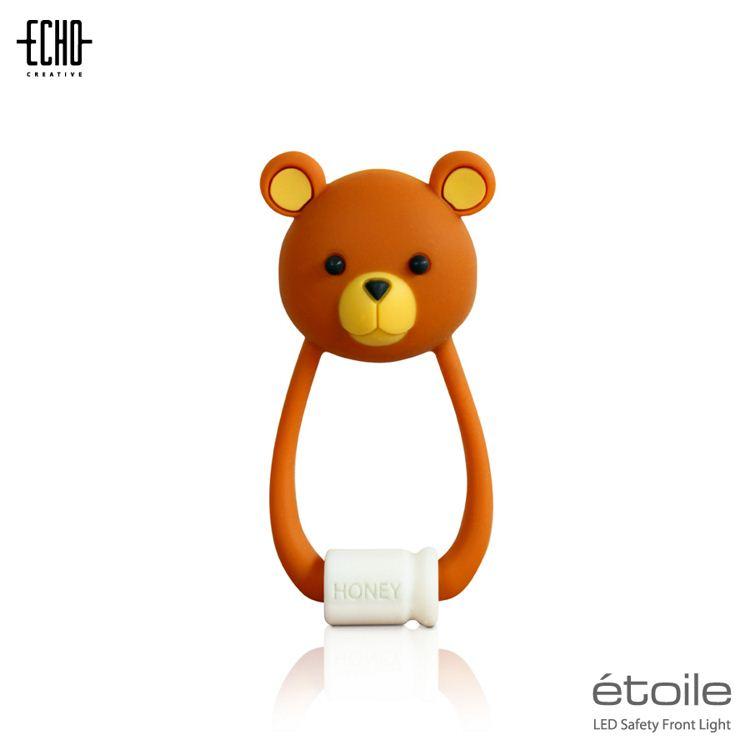 ECHO etoile ╳ Bike 史上最可愛的單車燈