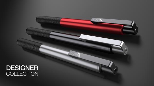 一筆兩用-LRT書寫+屏幕觸控 LUNATIK Touch Pen