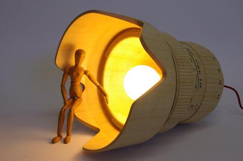 鏡頭燈?!DRSL Paparazzi 吊燈