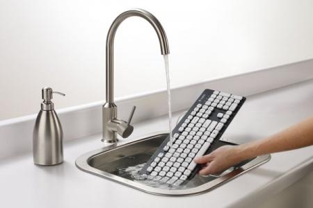 熱愛洗澡的鍵盤?