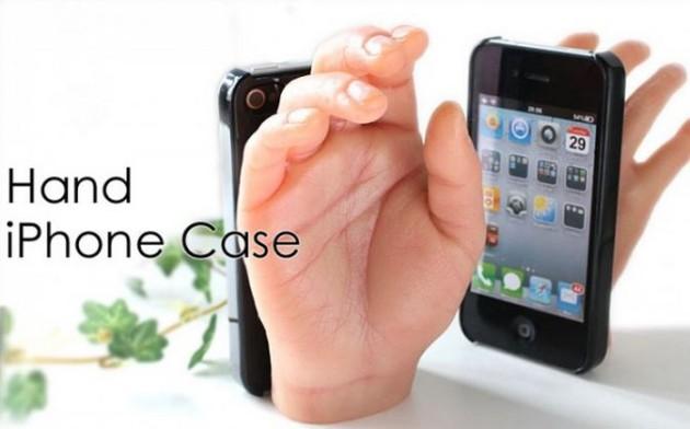 情人節不再寂寞?iPhone保套殼隨時隨地比隻手你拖!