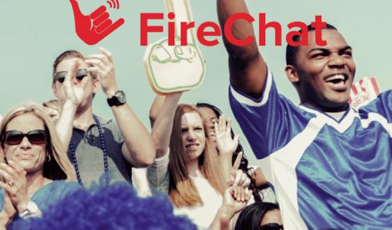 「去飲」必備:FireChat