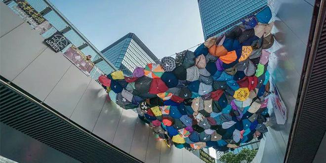 上學堂:雨傘的功能