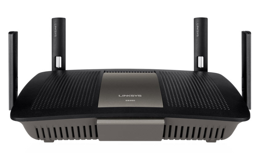 Linksys E8350 AC2400 Router 2