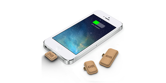 智能電話的維他命丸-超迷你紙電池