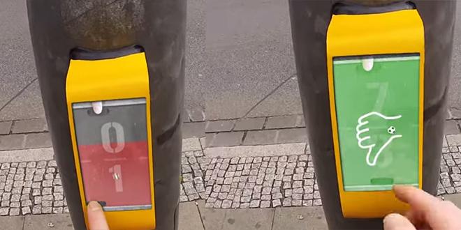 「一二三紅綠燈,過馬路要小心!」