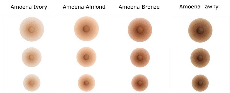 Amoena-Nipple-Prostheses
