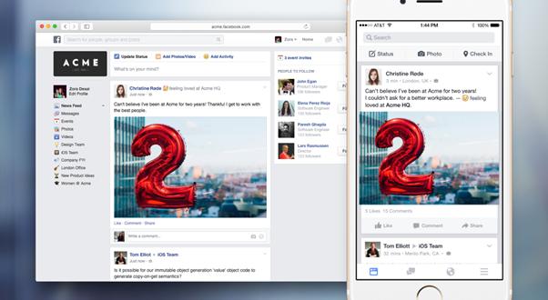 Facebook at Work 唔怕老細鬧?
