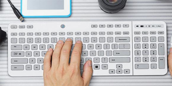 變面Keyboard進化史 破天荒人性化設計