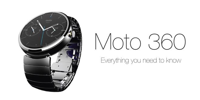Motorola 古惑出錶   Moto 360零死角