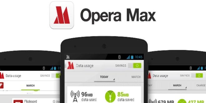 「慳啲啦!」 Opera Max壓縮你數據