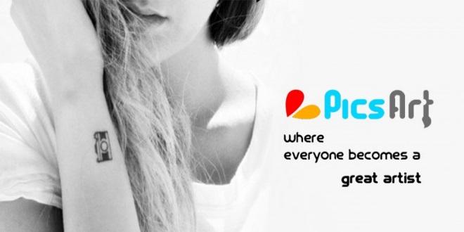 全球第一款「透明手機」 PicsArt照片工作室