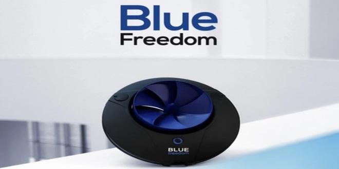 手機荒野求生        Blue Freedom水力發電機