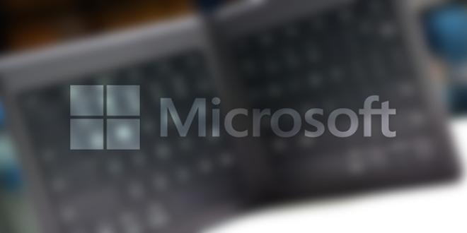 Microsoft流動鍵盤 「零」感特薄