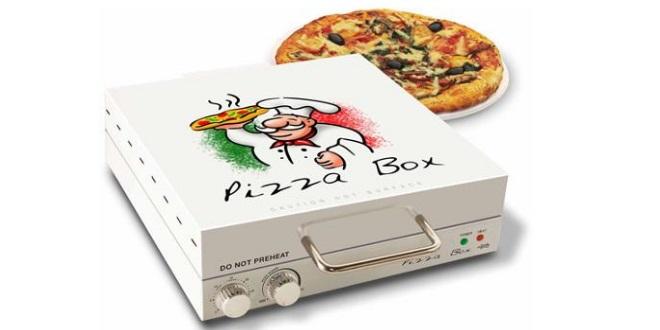 「叮!」 CuiZen Pizza盒焗披薩