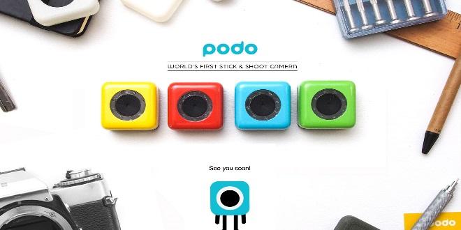 Podo拍拍拍 攝入自由角度