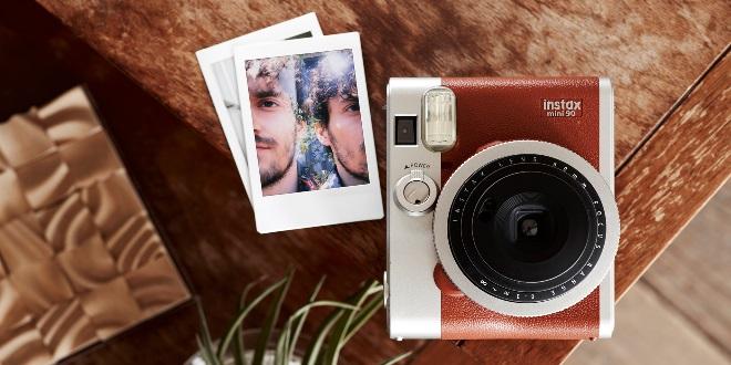 Fujifilm Mini 90   攝影BB變精英