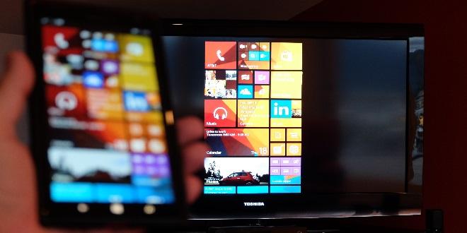 Microsoft 無線顯示卡     體驗視覺新領域