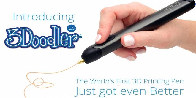 3Doodler 2.0   畫像3D實體化