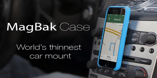 MagBak Case iPhone 磁力王