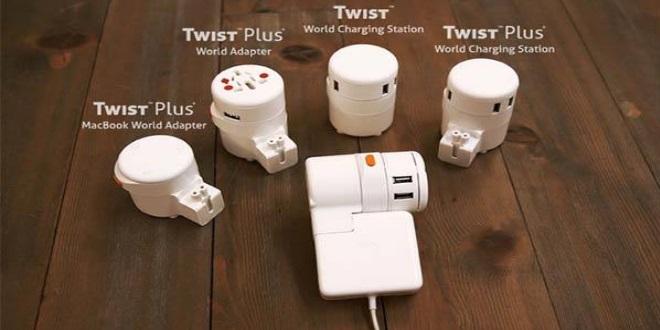 家居旅行良品 常備Twist Plus充電器