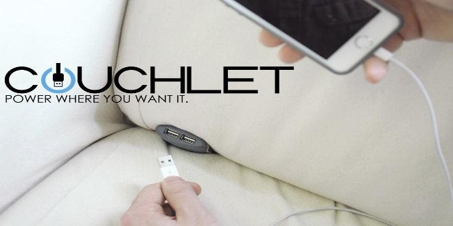 懶人必備Couchlet 窿窿罅罅攝住先