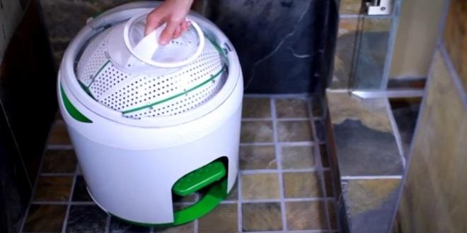 Drumi洗衣機  Unplug清潔衣物
