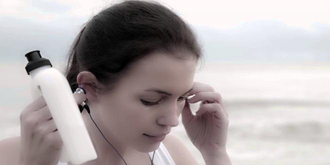 Sennheise Sports耳機 人體工學抱抱音樂