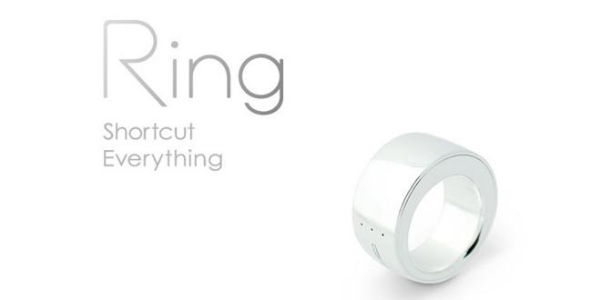 Ring Zero智能戒指 魔戒遙控家電