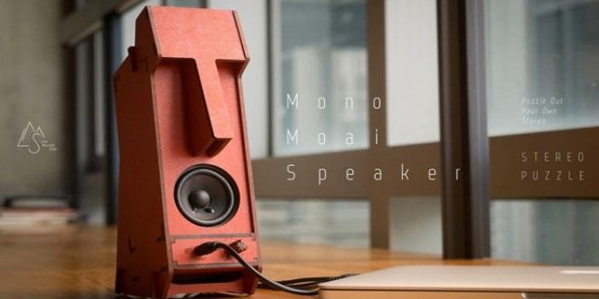 靈異事件之摩艾石唱歌        Stereo Puzzle拼圖音響