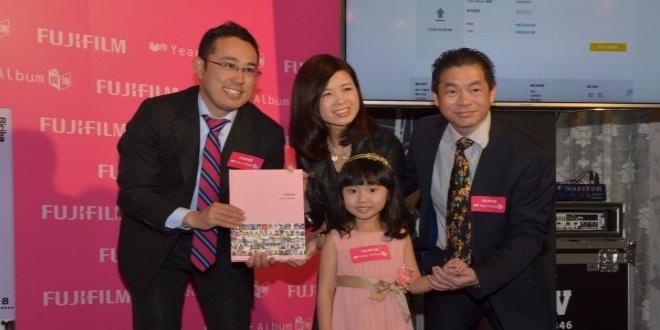 FujiFilm Year Album   全年365日最佳「賞」期
