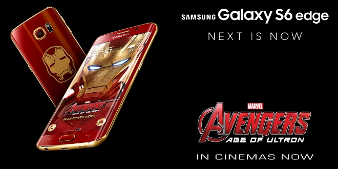 Iron Man限量版手機 貴到曉飛