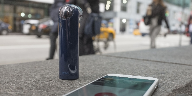 HTC RE 皮氣掛飾 補捉珍貴時刻