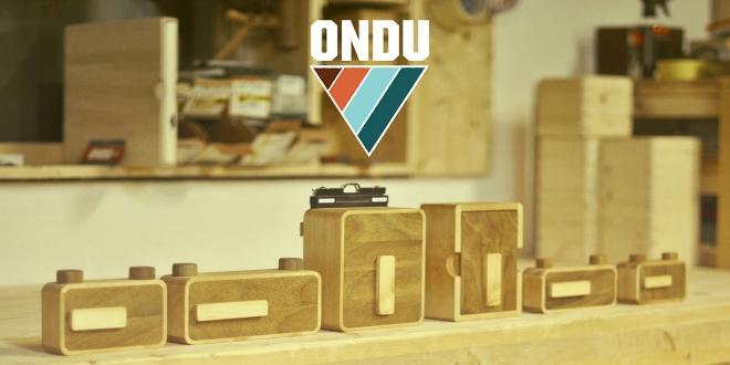 ONDU木頭相機 自然系歷久常新