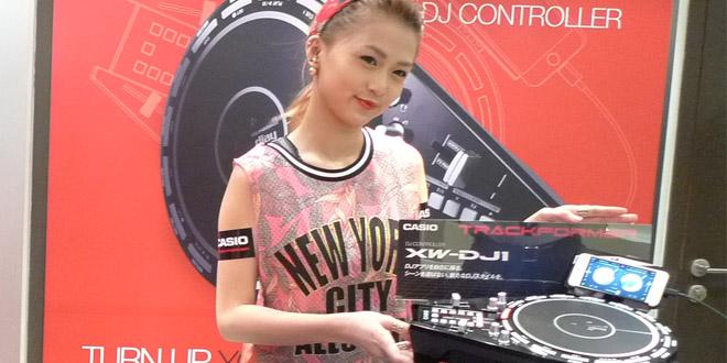 Casio Trackformer   帶出街的捽碟機