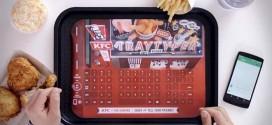 KFC Tray Typer  食住打Keyboard