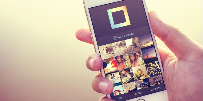 Layout for Instagram  攻佔Android
