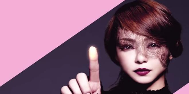 安室奈美惠MV       被騙的金手指