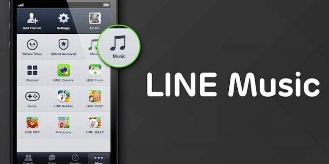 Line Music 搶攻串流音樂服務