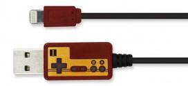 懷舊風浪潮      紅白機手掣USB線