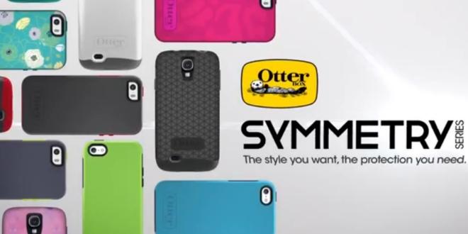 Otterbox  MySymmetry 換卡如換衫