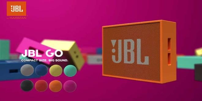 JBL GO無線藍牙喇叭 玩「樂」生活節奏