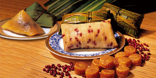 寶湖集團端午獻瑞 「極品套裝粽」及「精裝一口粽」