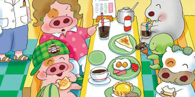 【5個月。減50磅】減肥飯堂:茶餐廳